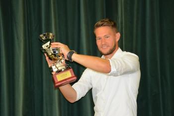 Byl vyhlášený dvoutuctý ročník ankety Zlatý míč o nejlepšího českého fotbalistu sezony