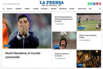 Pocta legendě fotbalu, která se zasloužila také o to, že argentinskou vlajku zná celý svět