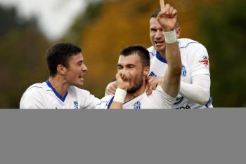První podzimní výhra Středočechů na soupeřově hřišti. Zlín - Mladá Boleslav 0:2