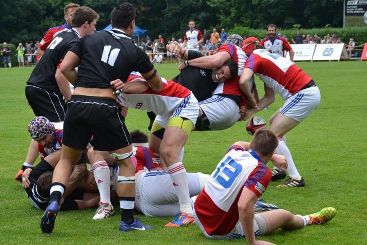 Zastaralý areál Rugby Clubu Tatra Smíchov se dočká rekonstrukce