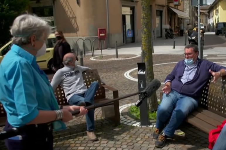 Itálie chce najmout 60.000 koronašpionů alias udavačů
